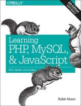 Learning PHP, MySQL & JavaScript 4e