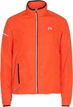 Newline Base Race Jacket 14215-173 - Hardloopjas - Heren - Hot Orange - Maat M