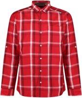 Regatta Mindano L/Sleeve Outdoorshirt - Heren - rood