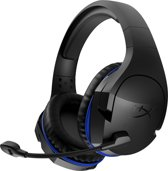 HyperX Cloud Stinger Wireless Gaming Headset - PlayStation 4 - Black