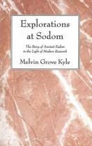 Explorations at Sodom