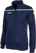 Reece Varsity Woven Jacket Ladies Sportjas Dames - Navy