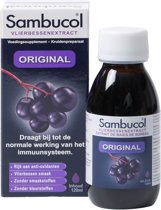 Sambucol Vlierbessenextract Original 120 ml
