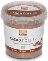 Bio Cacao Poeder Raw Mattisson