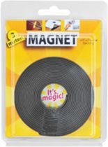MagPaint Magneetband Zelfklevend - Rol A - 3 m 12 mm