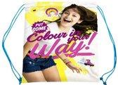 Disney Soy Luna Colour - gymbag - 35 cm - Multi