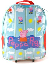 Peppa Pig In the Sky Trolley Vakantie Logeren Tripjes
