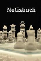Notizbuch: Ein cooles Notizbuch, Strategiebuch f�r Schachspieler und Schachturniere (ca. DIN A5), 110 karierte Seiten.