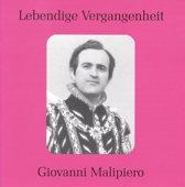 Lebendige Vergangenheit: Giovanni Malipiero