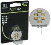 LED steeklampje - 12 Volt - 1,5 W - Warm Wit - G4 - 120 Lumen