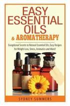 Easy Essential Oils & Aromatherapy