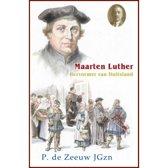 Historische verhalen voor jong en oud - Maarten Luther