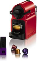 Krups Nespresso Apparaat Inissia XN1005 - Rood