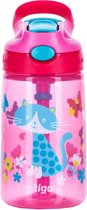 Contigo Gizmo Flip - Drinkbeker kids - AUTOSPOUT - 420ml - Cherry Cat