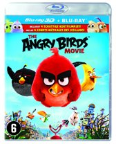 Angry Birds - The Movie (3D Blu-ray)