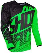 Shot Kinder Crossshirt Devo Venom Neon Green-XL