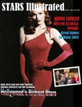 Stars Illustrated Magazine. Novembre/November 2018. International Edition. New York