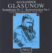 Glasunow Symphonie