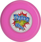 Free and Easy Frisbee 15 Cm Roze