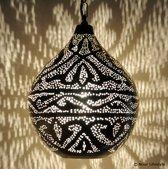 Nour Lifestyle Arabische hanglamp Haifa met Oosters patroon - maat S