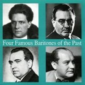 Four Famous Baritones of the Past - Urbano, Sarobe, et al