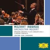 Clarinet Concerto/Bassoon Concerto/Flute Concerto