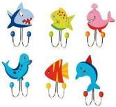 Kapstok haakjes Zeedieren