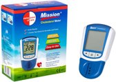 Mission Cholesterolmeter  3-in-1 - 1 stuk - Cholesteroltest