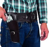 Set Cowboy (holster en riem 110 cm)