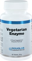 Douglas Laboratories Vegetarian Enzyme 60 tabletten