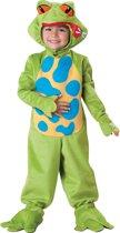 Kikker kostuum voor kinderen - Premium - Verkleedkleding - 116/122