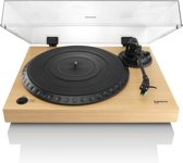 Lenco L-91 Belt-drive audio turntable Hout draaitafel