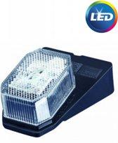 Aspock Flexipoint LED wit met houder 100cm kabel