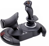 Thrustmaster T-Flight Hotas Joystick & Gaz Throttle Zwart PC + PS3