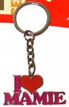 sleutelhanger I love mamie