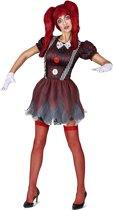 Horror pop kostuum voor vrouwen - Verkleedkleding - Maat M