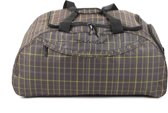 Adventure Bags Wieltas XXL Oxnard Ruit - Zwart/Geel