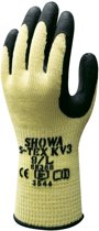 Showa Werkhandschoen S-tex Kv3 Zwart Maat 9/l Kevlar