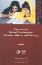 Education in Developing Asia V 1 - Education and Education and National Development - Priorities, Policies, and Planning