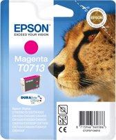 Epson T0713 - Inktcartridge / Magenta