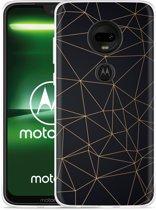 Moto G7 Hoesje Luxury