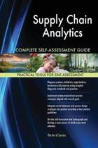 Supply Chain Analytics Complete Self-Assessment Guide