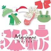 Marianne Design Collectables Eline's Outfits