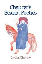 Chaucer's Sexual Poetics