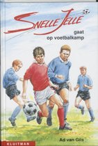 Snelle Jelle Gaat Op Voetbalkamp