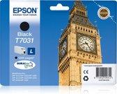 Epson T7031 - Inktcartridge / Zwart