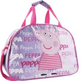 Peppa stripes sporttas