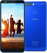Gigaset GS370 Plus - 64GB - Dual Sim - Blauw