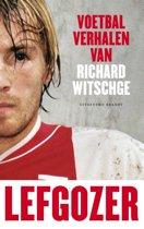 Boek cover Lefgozer van Richard Witschge (Paperback)