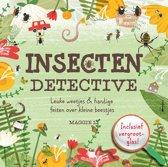 Omslag van 'Insectendetective'